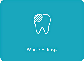 White Fillings Tile